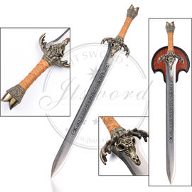 China Thema-Vater-Metallklingen-Replik 38 Zoll Moviesword Conan barbarische fournisseur